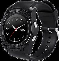 SmartWatch V8, Шагомер, Смена тем циферблата, Фитнес-трекер, SIM-карта, MP3, Диктофон, Камера, Bluetooth 3.0