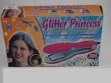 Стайлер для волос + украшения для волос Glitter Princess (плойка для волос), фото 3
