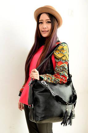 Вместительная сумка-рюкзак оригинального дизайна, фото 2