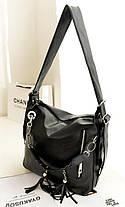 Вместительная сумка-рюкзак оригинального дизайна, фото 3