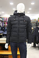 Куртка мужская пуховик Kings Wind 48, Темно-синий