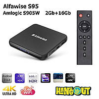 Alfawise S95 TV Box Amlogic S905W, 2Gb+16Gb