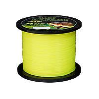 Волосінь Energofish Carp Expert UV Fluo Yellow 1000m 0.30 mm 12.5 kg (30120830), фото 1