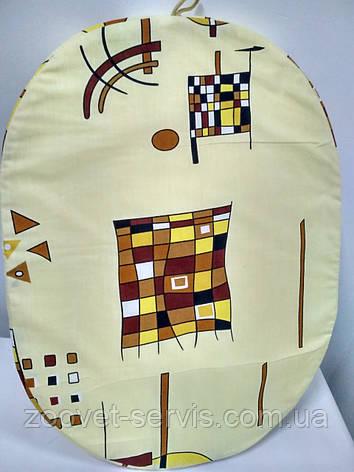 Подстилка для собак овальная 1774 №2, фото 2