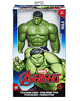 Халк Мстители Marvel Avengers Titan Hero Series Hulk Figure