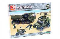 Конструктор «Военная техника» - Сухопутные войска M38-B0307
