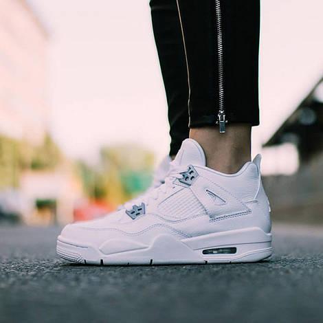 07441d2f92d3 Женские кроссовки Nike Air Jordan 4 Retro