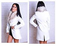ЛК09 Женское пальто Фрак, фото 1