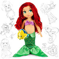 Disney Animators' Collection Ariel Дисней Аниматоры Ариель русалка