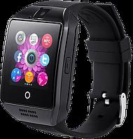 SmartWatch Q18, Емкостный экран, NFC, 3 темы циферблата, SIM-карта, Шагомер, Камера, Bluetooth 3.0