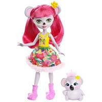 Яркая оригинальная кукла  Sage Skunk Doll для девочки, Enchantimals
