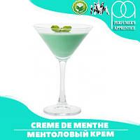 Ароматизатор TPA/TFA  Creme de Menthe ( Ментоловый крем ) 5 мл