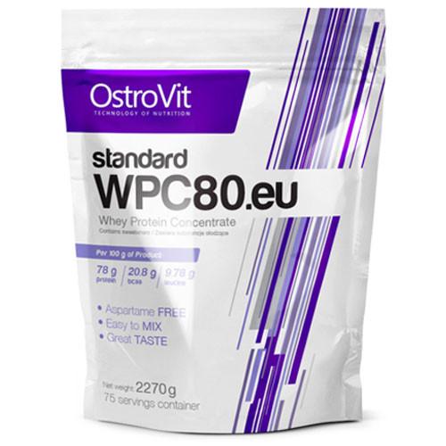 Ostrovit WPC-80 protein (фисташка) 900 gr