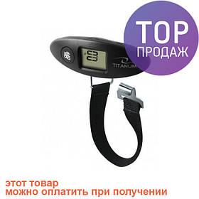 Весы багажные кантер Esperanza Titanum TTS001 Backpacker / Весы электронные