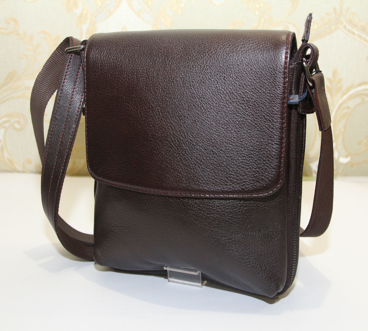 e4629caea52c Мужская сумка из натуральной кожи бренд Chester (10958) - Интернет-магазин  «Твой