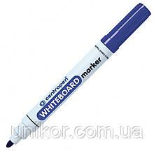 Маркер для сухостираемых досок, 2.5 мм., синий. CENTROPEN