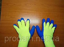 Перчатки робочие теплые