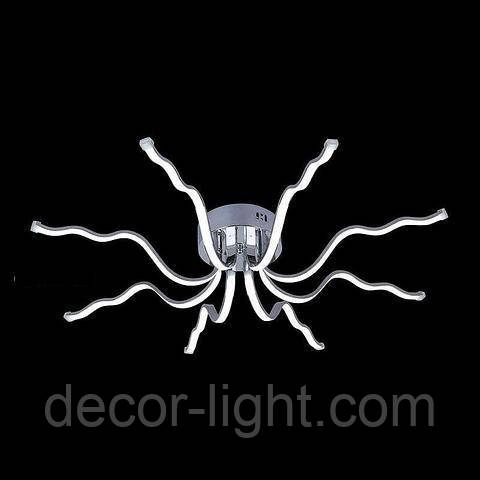 Люстра светодиодная LED 64W 1076/8