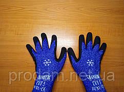 Теплые перчатки робочие