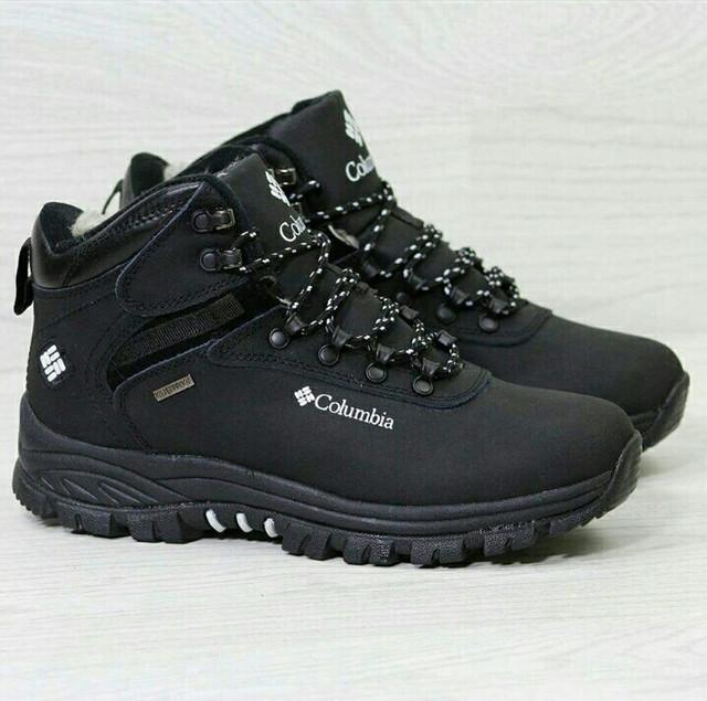 Зимние кроссовки и ботинки