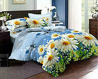 Постель полуторный комплект сатин украинская торговая марка Комфорт Текстиль