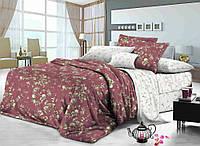 Набор постельного белья из сатина полуторка торговая марка Комфорт Текстиль в Украине