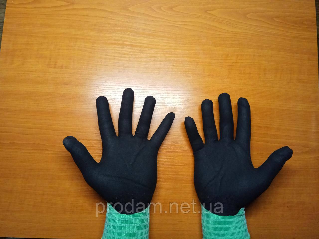 Защитные робочие перчатки prs