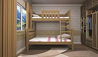 Кровать ТИС Комби-2 Сосна