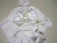 Крестильный костюм мальчикам или на выписку