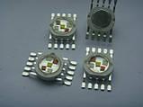 LED диод 5w RGBWA для WASH голов, паров и др., фото 3