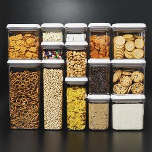 Посуд для зберігання продуктів і ємності