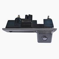 Камера в ручку багажника Prime-X TR-03 (Audi A3 (2013+), A4, A5, A6, Q5, Porsche Cayenne II (