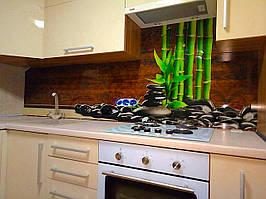 Скинали на кухню с рисунком
