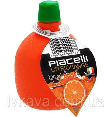 Концентрат соку апельсина Piacelli, 200 мл, фото 2