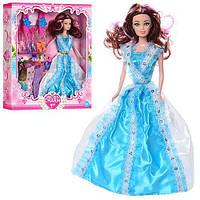 Кукла в кор 28см 5 плать та аксесуари 091D (60)