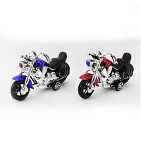 Мотоцикл игрушка в кул инерц 18*10*5см 1234 (360)