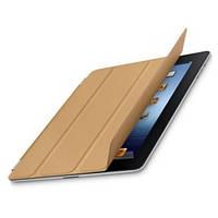 Чехол Cмарт-Крышка Apple для iPad 2, 3, 4 Smart Cover MD302LL/A КОЖА - Оригинал