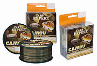Леска Energofish Carp Expert Camou 600 м 0.20мм 5.2кг (30103620)