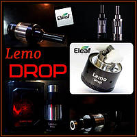 Eleaf Lemo Drop BLACK. Оригинал. Компактный вариант знаменитого Lemo.