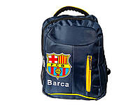 Городской рюкзак (портфель) Барселона синий