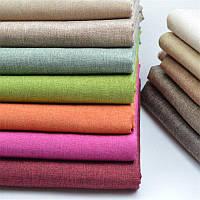 Мебельная оббивочная ткань микро-рогожка Саванна