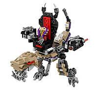 """Конструктор маленький блочный типа LEGO Bela Ninja 10529 """"Ультра стелс рейдер"""""""