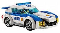 """Оригинальный детский конструктор типа LEGO   """"Полицейский участок"""" Lepin 02020"""