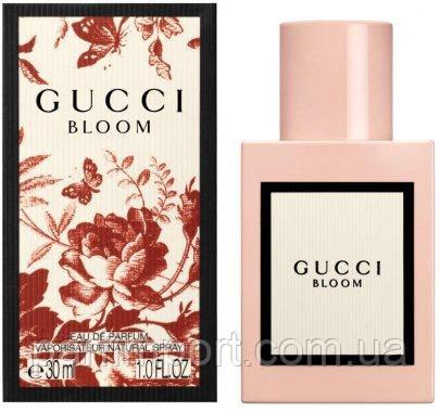GUCCI BLOOM EDP 30 ml парфумированная вода женская (оригинал подлинник  Италия) - ПАРФИМПОРТ в 52b24ce602dd7