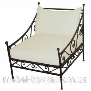 Кресло кованое 2