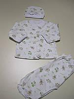 Костюм для новорожденных б/начеса