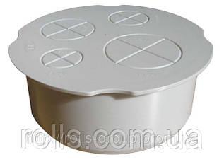 HL801/160, DN160 Монтажний елемент до HL800/160 для введення труб і/або кабелів в будівлю (Австрія)