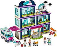 "Объемный конструктор аналог lego Lepin 01039 ""Клиника Хартлейк-Сити""."
