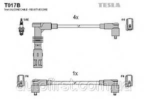 Провода зажигания Tesla T017B для VW,Seat