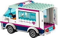 Игрушка для детей - Конструктор Lepin 01039 Клиника Хартлейк-Сити (аналог Lego Friends 41318) 932 дет.